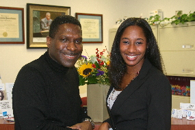 Dr. Eugene D. Stanislaus and Dr. E. Lisa Reid, Brooklyn, NYDentist
